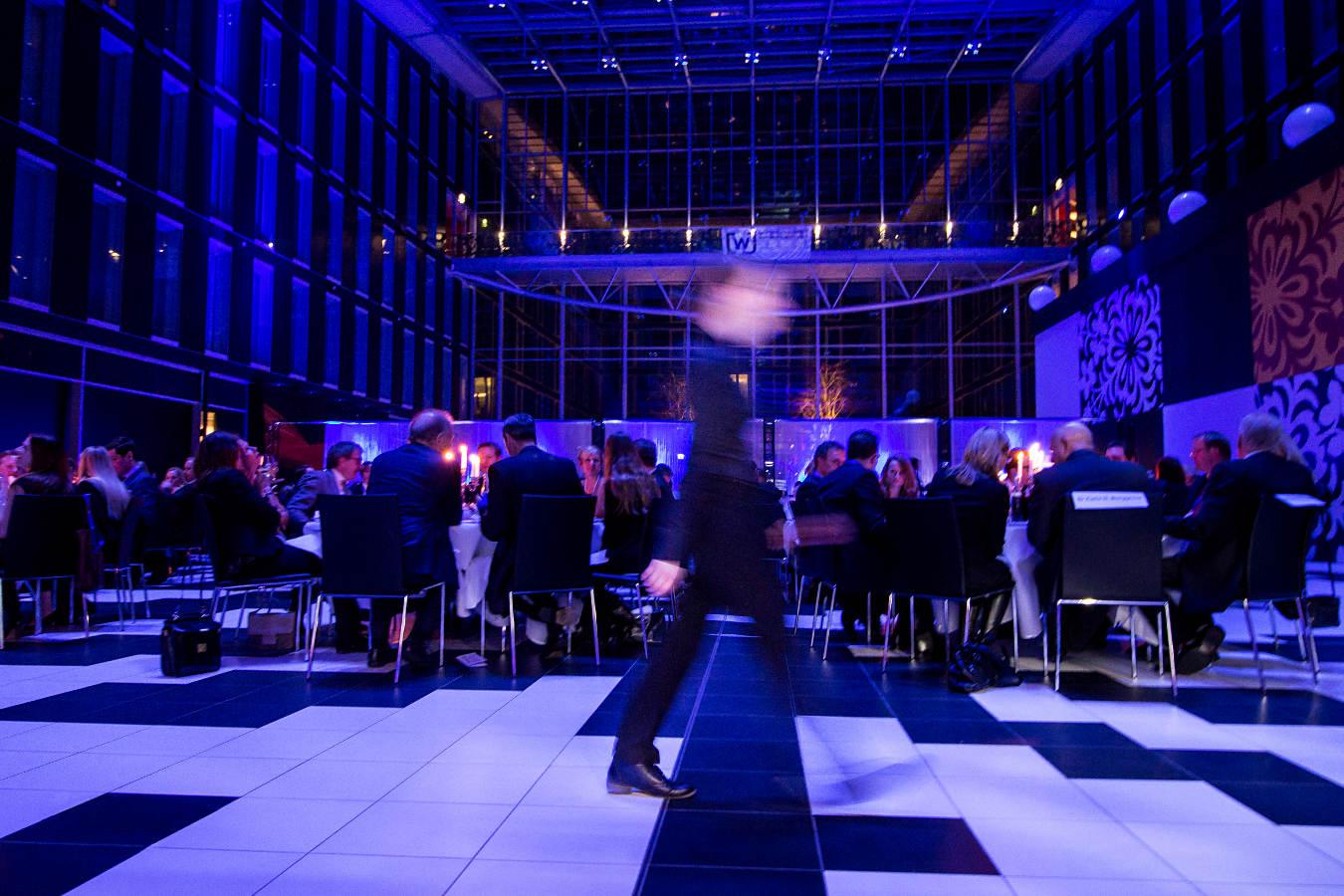Atmosphärische Fotos bei Event in Bonn