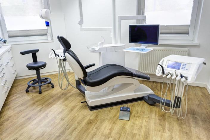 Praxis Fotos Bonn, Behandlungszimmer